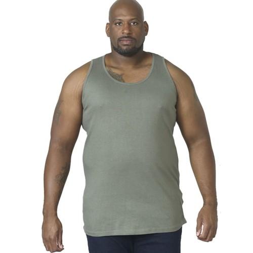Koszulka bokserka Duke D555 Fabio khaki